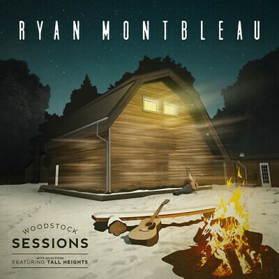 Ryan Montbleau - Woodstock Sessions [New CD]