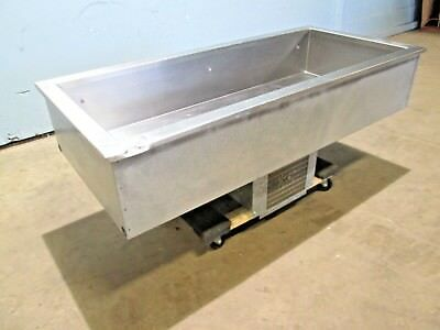 """""""delfield"""" Hd Commercial Refrigerated """"drop-In"""" 56""""l Cold Well/salad Bar Insert"""