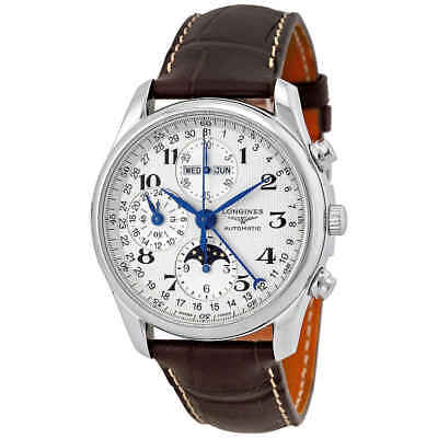 Longines Master Collection Men's Watch L2.673.4.78.3