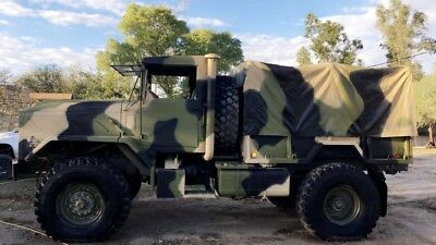 M923a1 bobbed 5ton military pickup