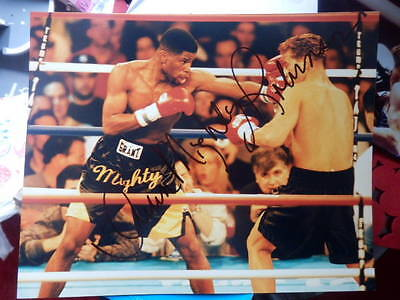 Ivan 'mighty' Robinson Autographed Photo