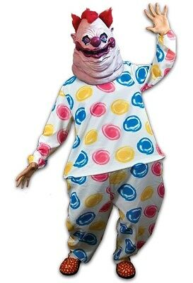 Cosplay--Killer Klowns from Outer Space - Fatso Adult Costume (L-XL)