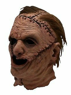 Cosplay--The Texas Chainsaw Massacre - Leatherface Mask (2003)
