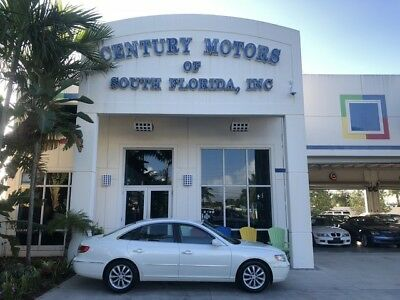 2006 Hyundai Azera  Homelink CD Heated Seats Alloy Wheels Leather Cruise