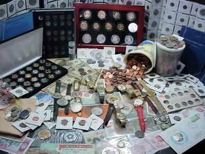NobleSpirit NO RESERVE COLOSSAL COIN CURRENCY Intact ESTATE As FOUND!