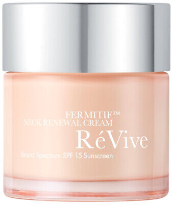 Best Neck Cream 2020 RE'VIVE FERMITIF RENEWAL NECK CREAM, Exp. 2020, HEAVY DUTY