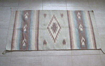 Vintage Native American Southwest rug