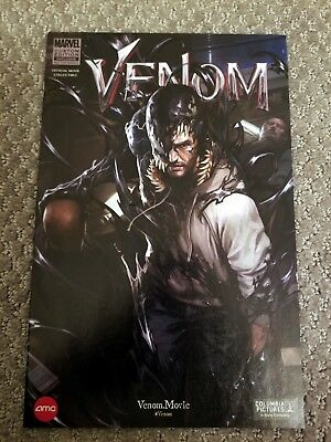 Marvel Limited Edition AMC Exclusive Movie Venom No 1 One Shot Comic Book #1