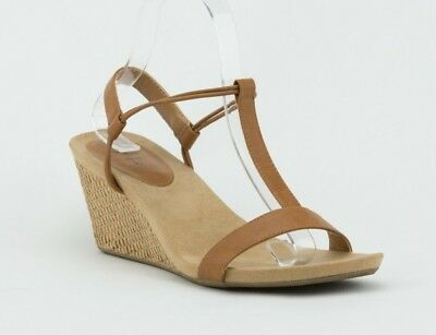 99d2031aaa82 STYLE   CO Mulan Open Toe Synthetic Wedge Sandal -  12.99