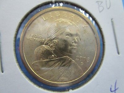 2003 D  SACAGAWEA Golden Dollar Native American PROOF LIKE  Coin US Mint