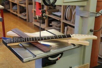 MGH Guitars - Made in Germany SC-Style - Neck Hardrock Maple 3