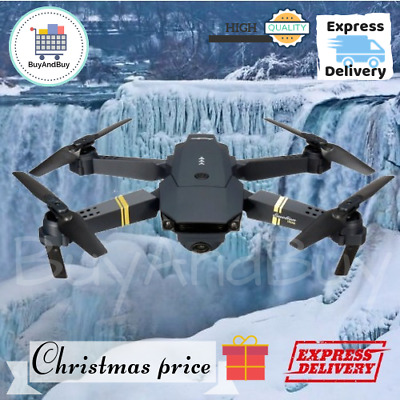 Drone X Pro - HD Foldable High Performance Drone With Wide Angle HD Camera
