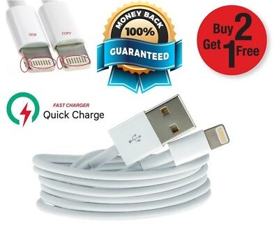 New IPhone Speedy Data Cable Apple iPad USB Charger Lighting Sync Charging 6 6s