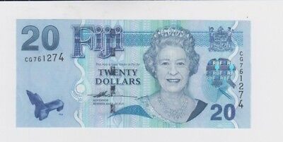 Fiji Paper Money one old note uncirculated
