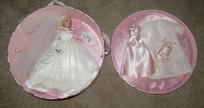 Tonner Tiny Kitty Collier Blonde BRIDAL BLISS Hatbox Set MIB