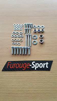 Super 5 GT Turbo - Kit N°6 visserie BTR carburateur Solex 32 DIS