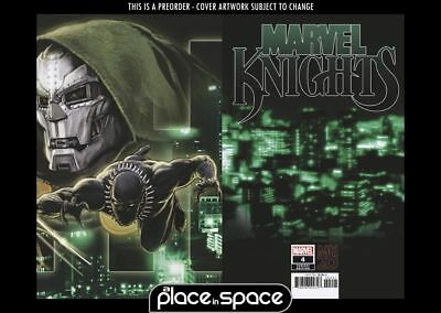 (Wk51) Marvel Knights 20Th #4B - Andrews Connecting Variant - Preorder 19Th Dec