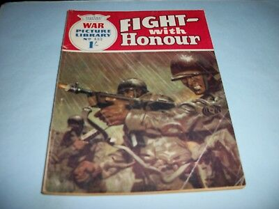 1968  War Picture Library comic no. 452