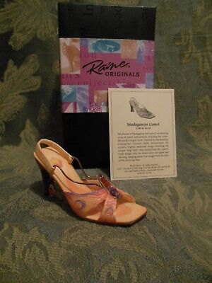 Just The Right Shoe ~Madagascar Comet~ Nib~Mint Condition