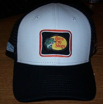 Tony Stewart  14 Bass Pro Shops Mesh Hat Brand New! bb25282a4f8e