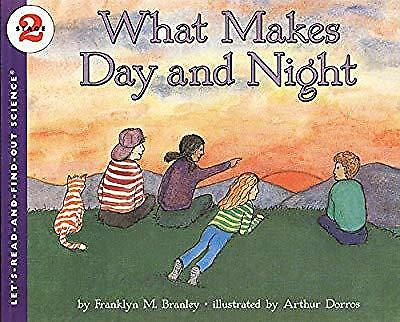 What Makes Day and Night (Lets-Read-And-Find-Out), Branley, Franklyn Mansfi, Use