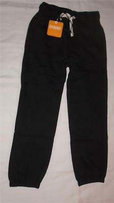 NEW Boys Size 3T Gymboree Sweatpants Black 2018 Line NWT