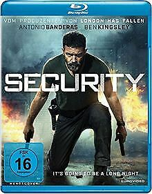 Security - It's going to be a long night [Blu-ray] v... | DVD | Zustand sehr gut