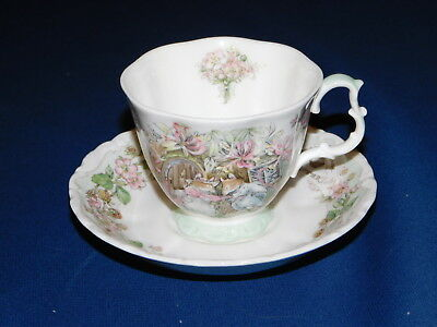 Royal Doulton Brambly Hedge Collection Summer cup & saucer