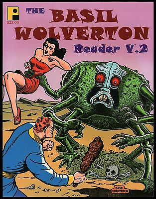 THE BASIL WOLVERTON READER VOLUME 2 Pure Imagination Softcover Book