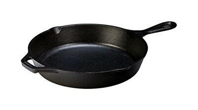Cast Iron Skillet. Pre-Seasoned t Pan for Stove and Oven Use 10.25 inch Safe
