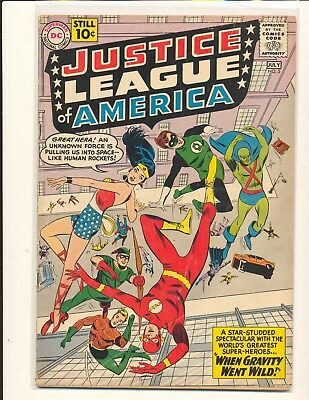 Justice League of America # 5 - 1st Dr. Destiny VG Cond.