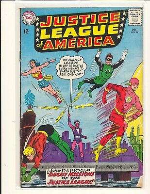 Justice League of America # 24 G/VG Cond.