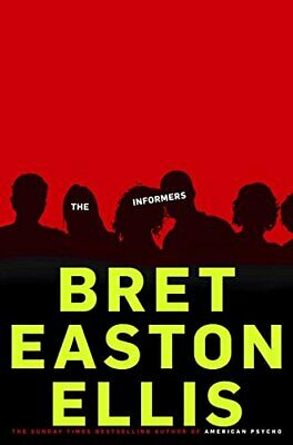 The Informers by Easton Ellis, Bret Paperback Book The Fast Free Shipping