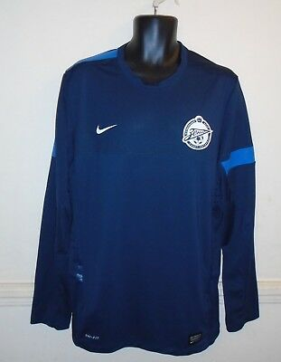 Zenit St Petersburg Long Sleeves Shirt xl men's New Without Tags #1299D