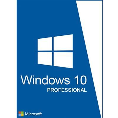 Microsoft Windows 10 Pro Digital Key Instant Delivery Lifetime 32/64 Bit