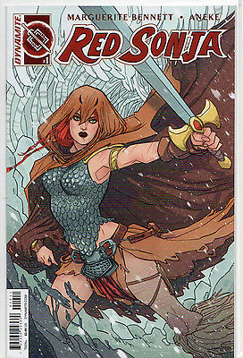 Dynamite Entertainment Comics Red Sonja #1