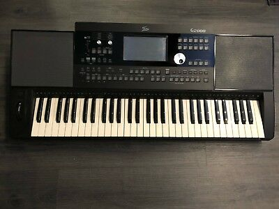 Fame G2000 Keyboard mit Touch Display