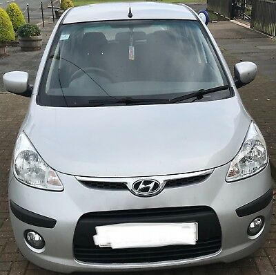 Hyundai i10 1.2 comfort PLEASE READ ADVERT BEFORE WASTING BOTH OUR TIME!