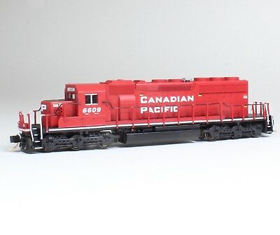 Custom painted KATO N SD40-2 Canadian Pacific CP 6609