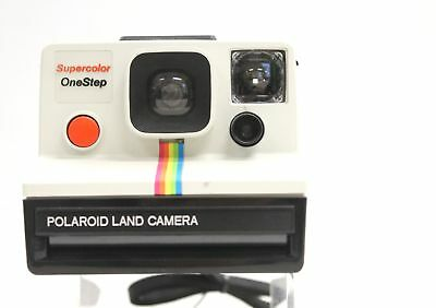 POLAROID OneStep Flash Point and Shoot Instant Film Camera - Y96