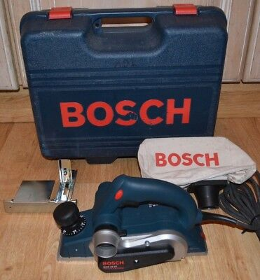 BOSCH GHO 26-82 CORDED 230V 82mm PLANER WITH CARRY CASE