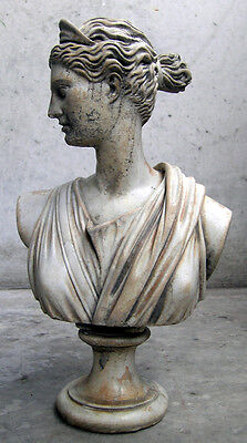 Artemis Diana of Louvre Museum Greek Roman goddess bust Replica Reproduction