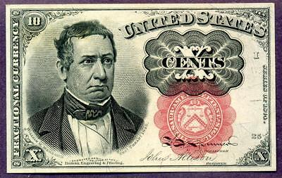 HGR SUNDAY 5th Issue 10cent ((Meredith)) Appears GEM UNCIRCULATED