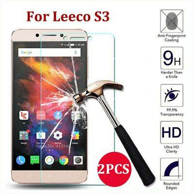 For Letv LeEco Le S3 X622 X626 X522 Tempered Glass 9H 2.5D Screen Protector ZZ