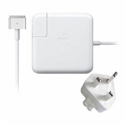 "Original Genuine Apple Charger 60W MagSafe 2 Power Adapter MacBook Pro 13"" A1435"