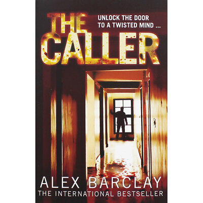 The Caller by Alex Barclay (Paperback), Fiction Books, Brand New