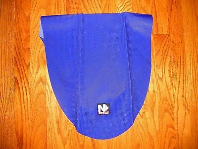 Nstyle Ktm 65 Sx ( 2009 2010 2011 2012 2013 2014 2015 )  Blue Gripper Seat Cover