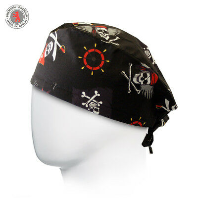 "OP-Haube / Surgical Cap  ""Big Pirates"""