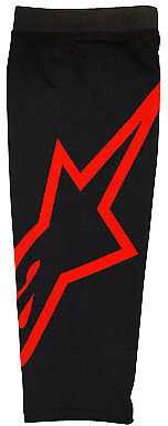 Alpinestars Replacement Knee Sleeves for B2 Carbon Knee Brace # 6700614-13-LXL