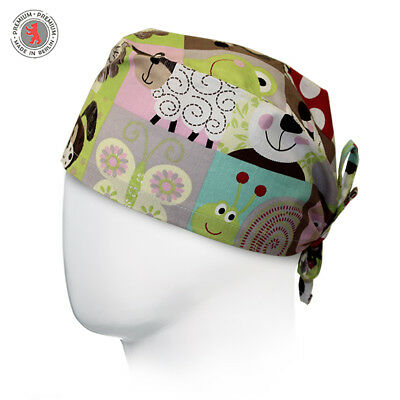 "OP-Haube / Surgical Cap ""Patchwork Family"""